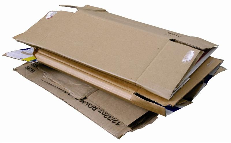 Recycling Cardboard Box Cardboard recycling box