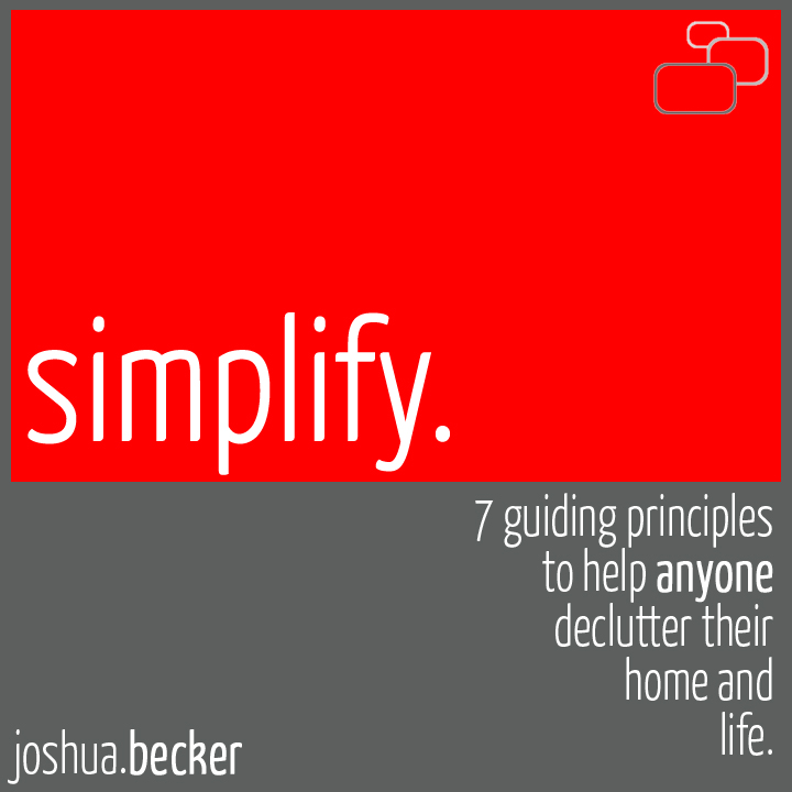 Simplify And Live The Good Life Ebook