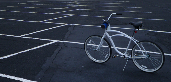bicycle-parked-overcome-consumerism