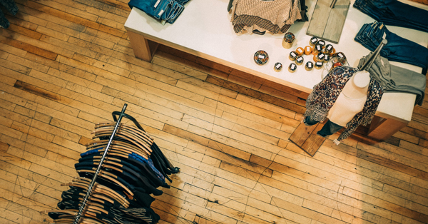 To counter the empty promises of consumerism, I want to offer a simple, life-transforming question—five simple words to ask before making any purchase.