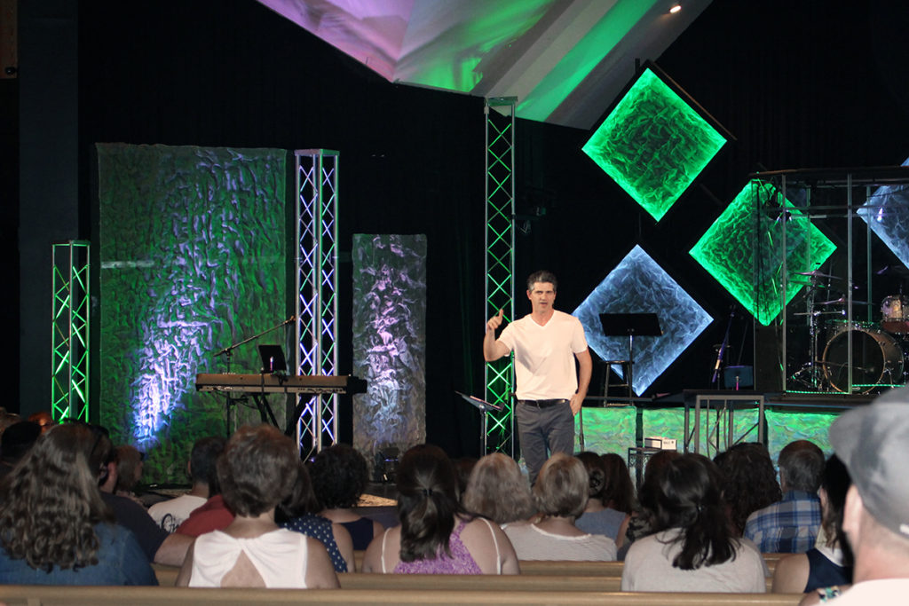 Joshua Becker at Essex Alliance Church